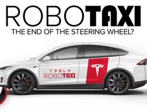 TAXIS ROBOT EM 2020?! TESLA DIZ QUE SIM!
