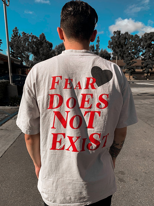 Fear Does Not Exist