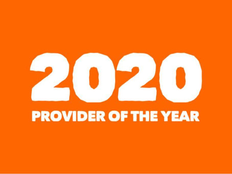 2020 Provider of the Year