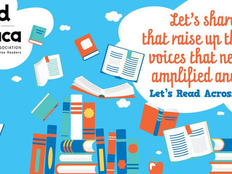 Celebrate a Nation of Diverse Readers