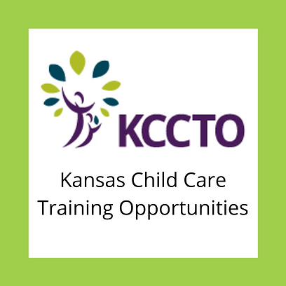 Kansas Child Care Training Opportunities