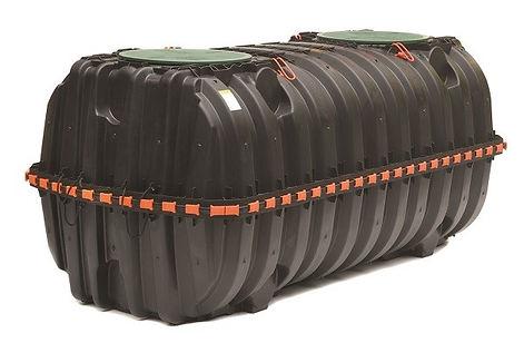 Infiltratrator Septic Tank