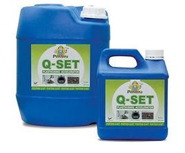 Pentens Q-SET Plasticising Accelerator