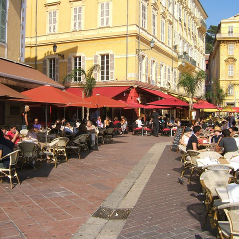 Cours Saleya Vieux Nice