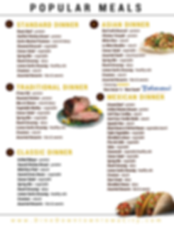 Dine Downtown Iowa City - Etre Restaurant Group Catering Menu - Popular menu items for University of Iowa Athlectic teams, Greek events, business lunches, dinner parties and more!
