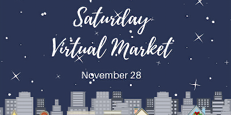 Shop Local Saturday Virtual Holiday Market