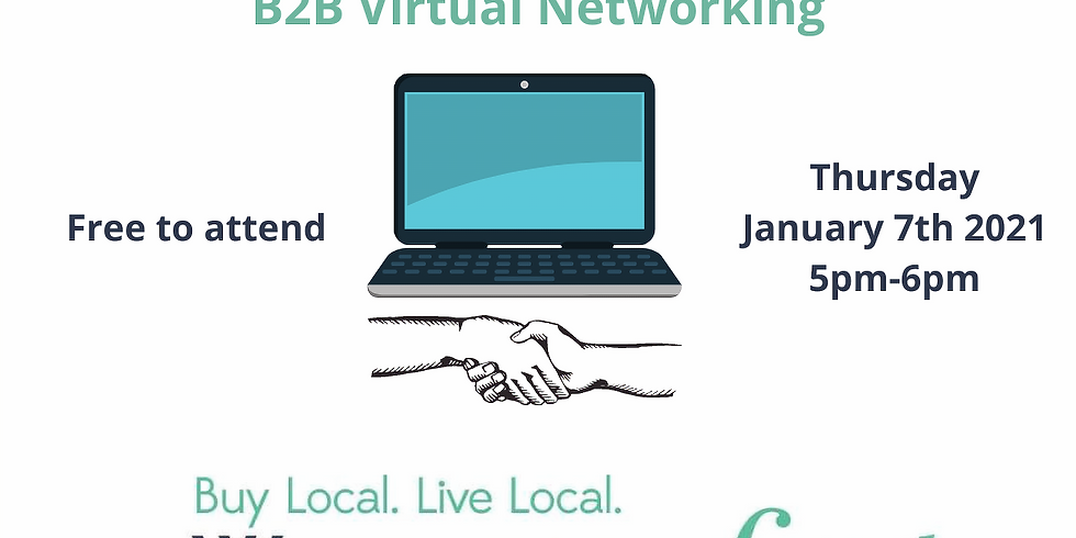 Local Business Made Social B2B Virtual Networking event