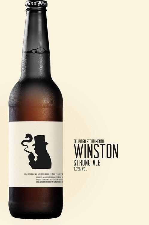 """""""WINSTON"""" Birrificio Ofelia 33 CL"""