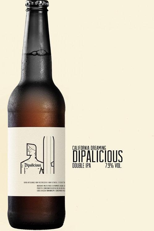 """DIPALICIOUS"" Double Ipa Birrificio Ofelia 33 CL"