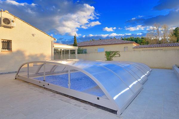 AbriWell, votre abri pour piscine