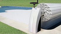 Enroulement manuel pour volet piscine