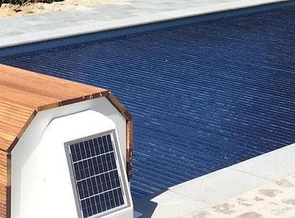 Volet hors sol pour piscine