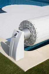 Enrouleur électrique pour volet solaire