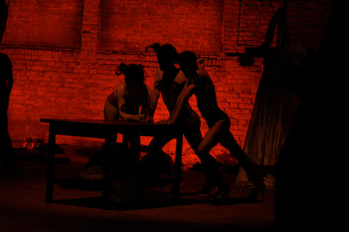 Biennale teatro venezia