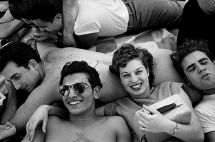 "Harold Feinstein ""CONTAGIOUS OPTIMISM"""