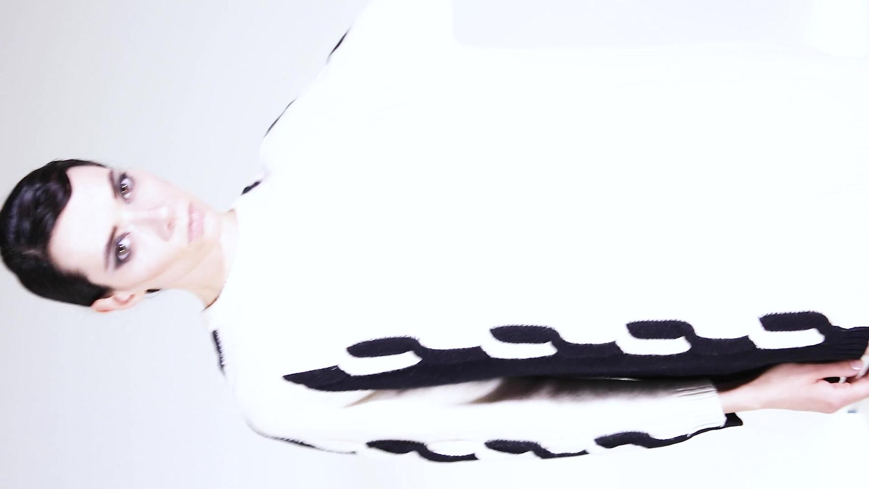 Video by Anna Bertozzi Styling Elisa Bacchi Model Giordana Vasquez for #PierAntonioGaspari Music by Monsieur Blumenberg