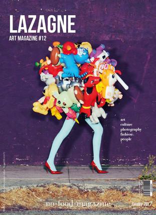 Lazagne art magazine #12 Colors