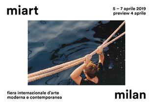 Miart 2019  25° edizione 5-7 Aprile 2019, Milano