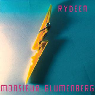 COVER CD MONSIEUR BLUMENBERG
