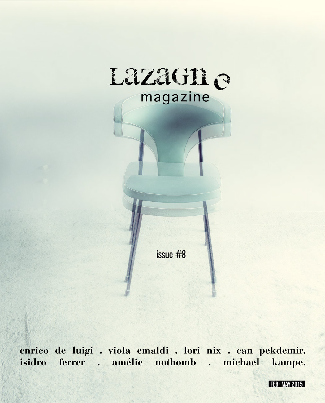 Lazagne Art Magazine #8
