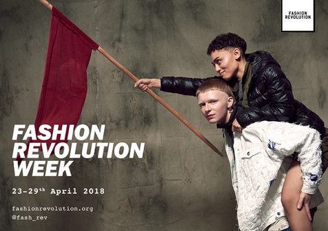 FASHION REVOLUTION LONDON