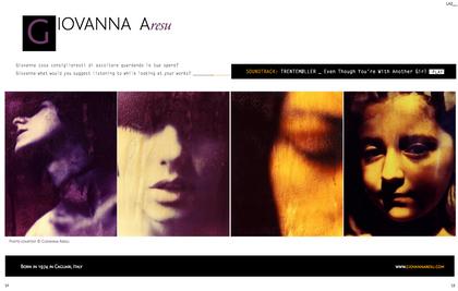 Giovanna Aresu artist