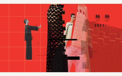Graphic by Anna Bertozzi for PierAntonioGaspari