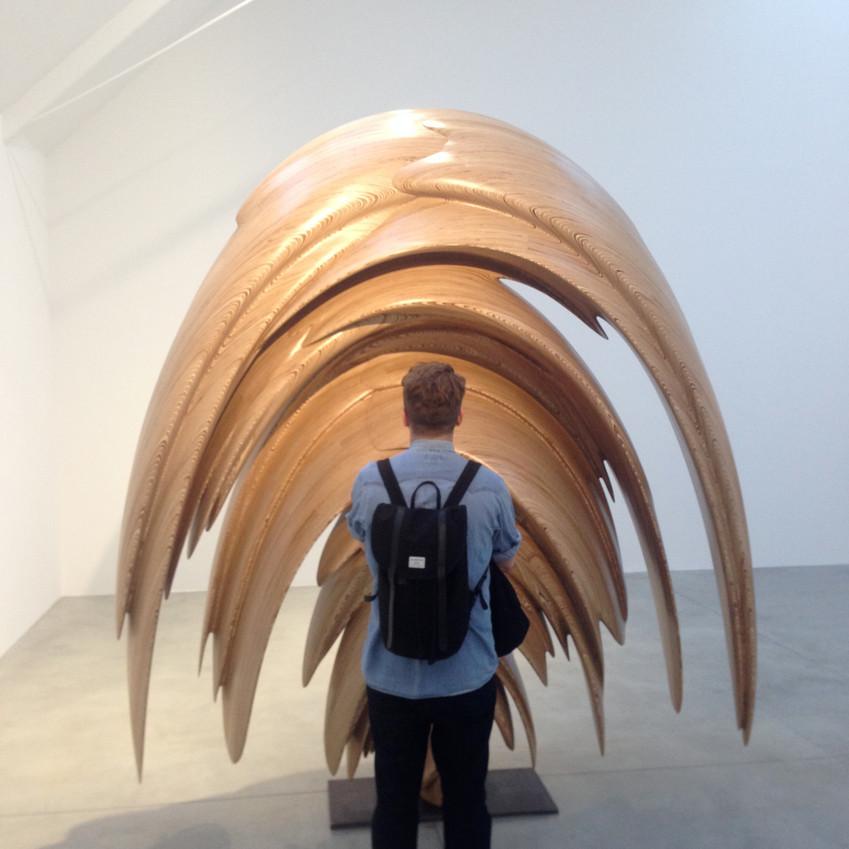 Lisson Gallery tony Cragg