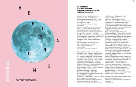 editorial Ettore Siniscalchi