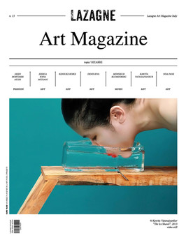 LAZAGNE ART MAGAZINE 13