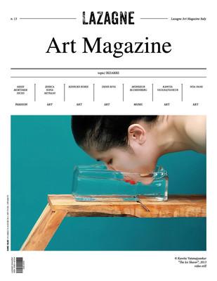 LAZAGNE ART MAGAZINE #13