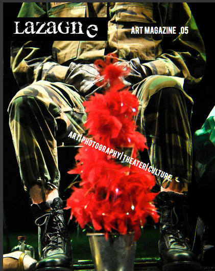 Cover Lazagne Magazine