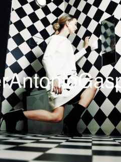 video and sound by Anna Bertozzi model Arianna Fiammenghi