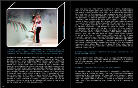 graphic and editorial by anna bertozzi / Zapruderfilmmakergroup artist