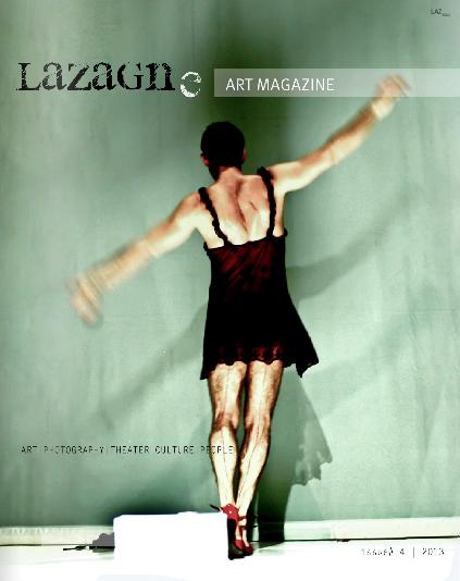 Lazagne Art Magazine #4