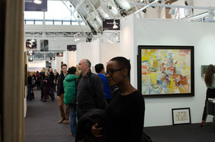 Reportage Lazagne>London Art Fair