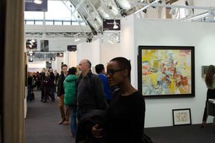 Reportage Lazagne>London Art Fair
