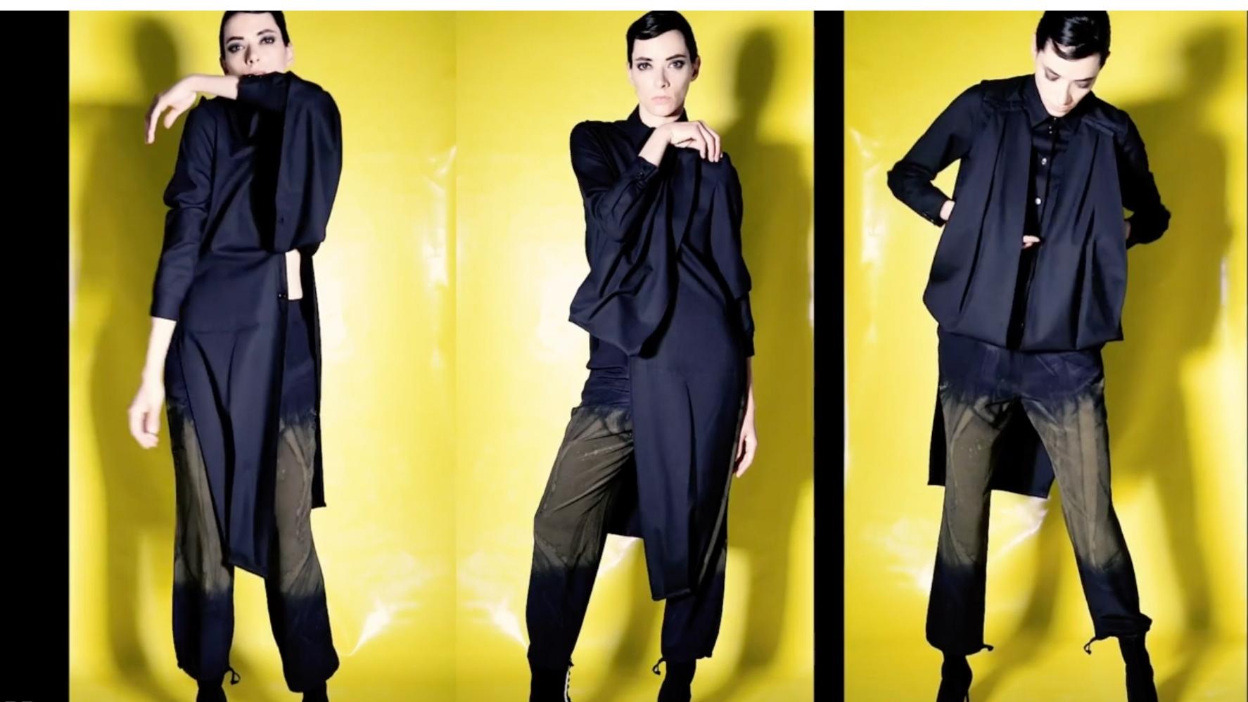 Video by Anna Bertozzi Styling Elisa Bacchi Model Giordana Vasquez for #PierAntonioGaspari