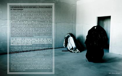 Luciano Berio - Devis Venturelli