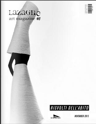 Lazagne art magazine #9