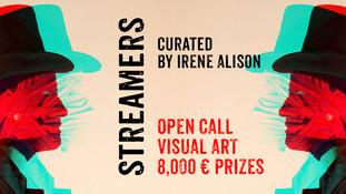 Streamers Prize / rileva la tua pratica artistica