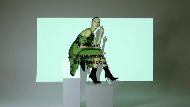 video by Anna Bertozzi - Director and Sound www.annabertozzi.com PierAntonioGaspari  -Stylist  Produced - Lazagne magazine Fashion assistant - Elisa Bacchi Model - Valeria Caputo