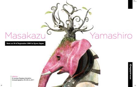 Masaku Yamashiro artist