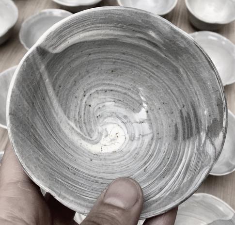 Offering bowl