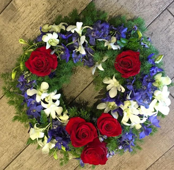Rememberence Day Wreath