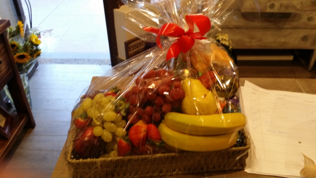 Gift Fruit Hamper