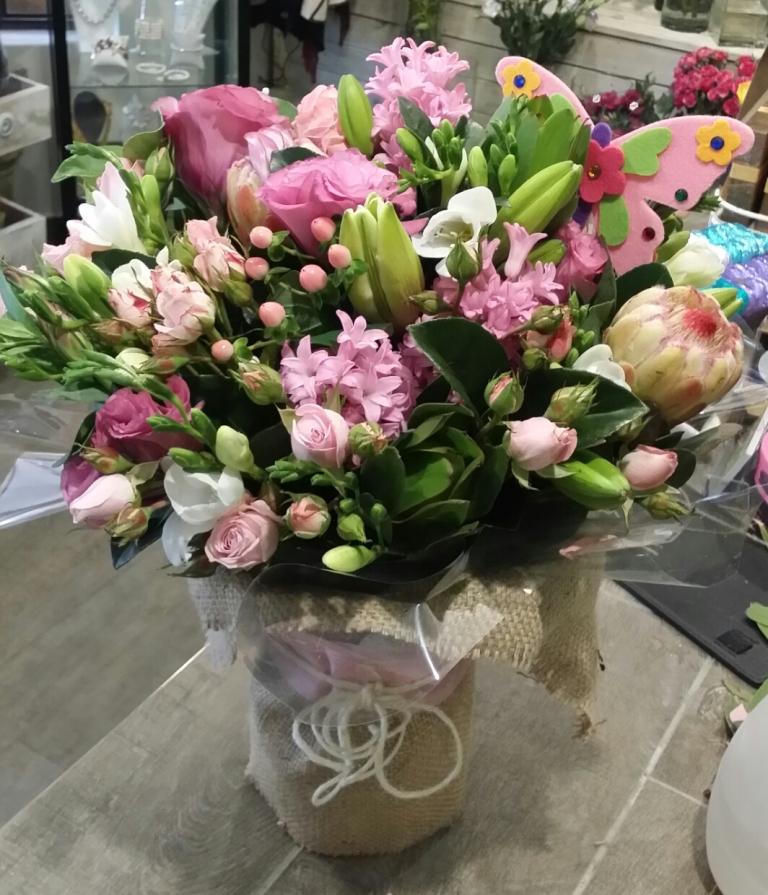 Vase Flower Gift
