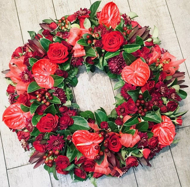 Premium Large Wreath