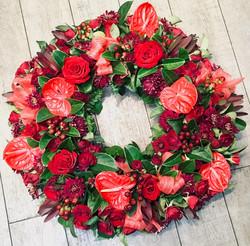 Premium Large Wreath