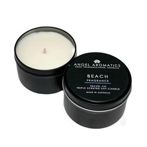 Angel Aromatics Soy Candle Travel Tin Floral DeVine Hunters Hill Florist Daily Delivery Gladesville Woolwich Drummoyne Lane